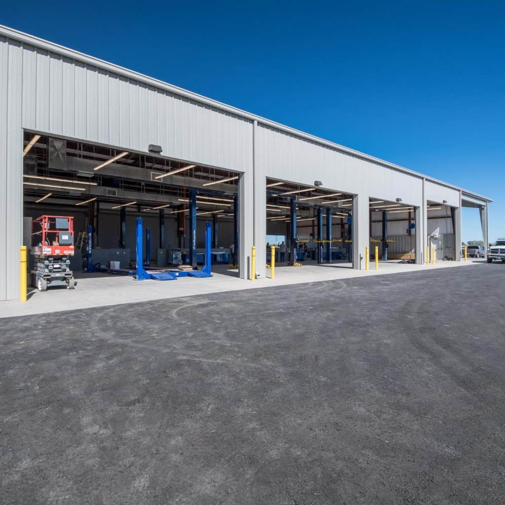 shop building, steel shop building, steel mechanic building, metal mechanic building