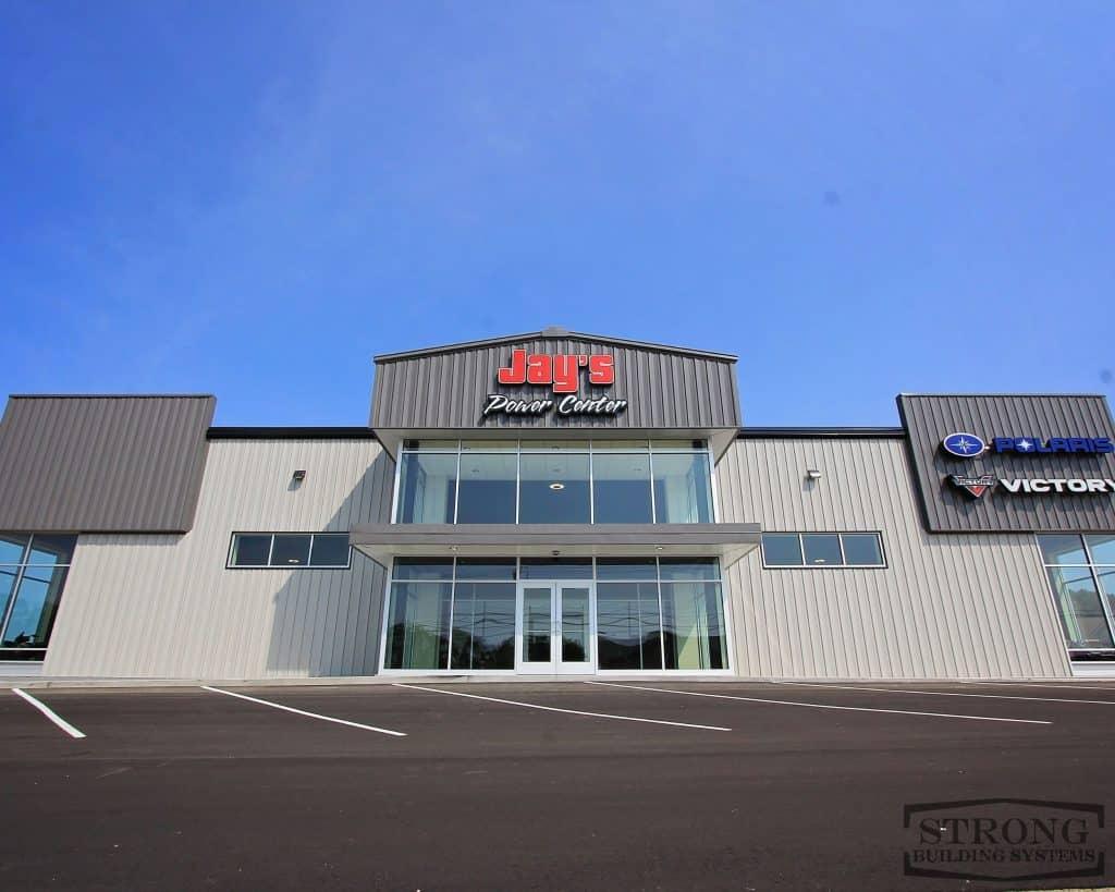 retail building - 2500 x 2000 - 5