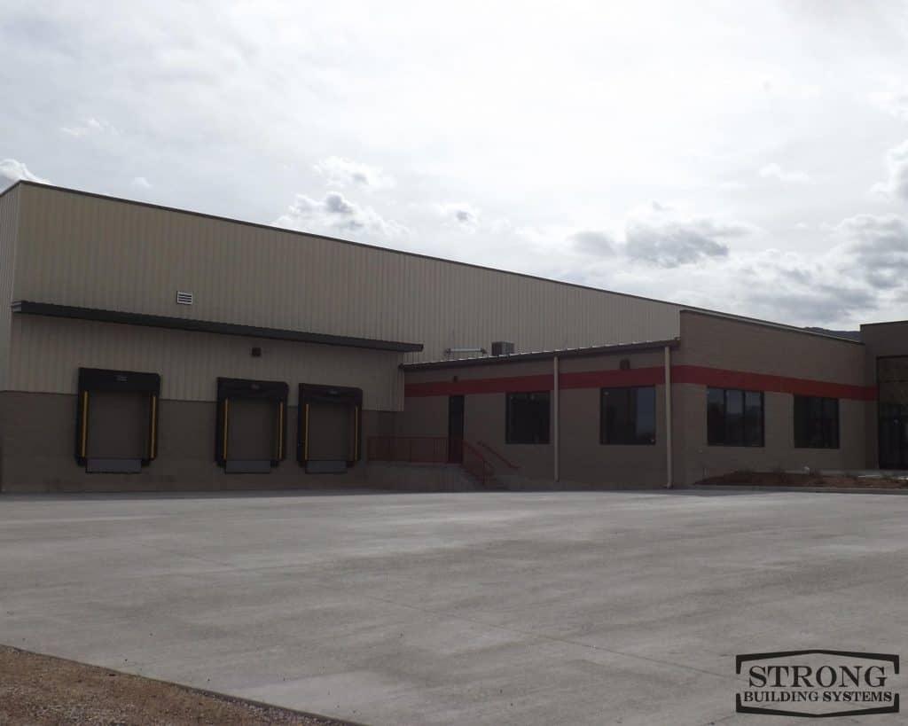 steel warehouses