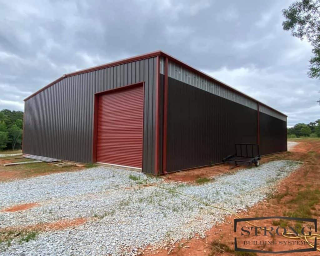 metal pole barn house, prefab barn