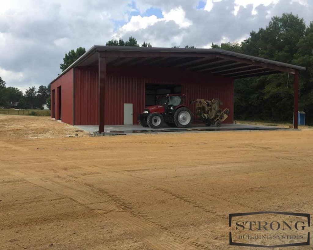 steel pole barn kits, metal barns