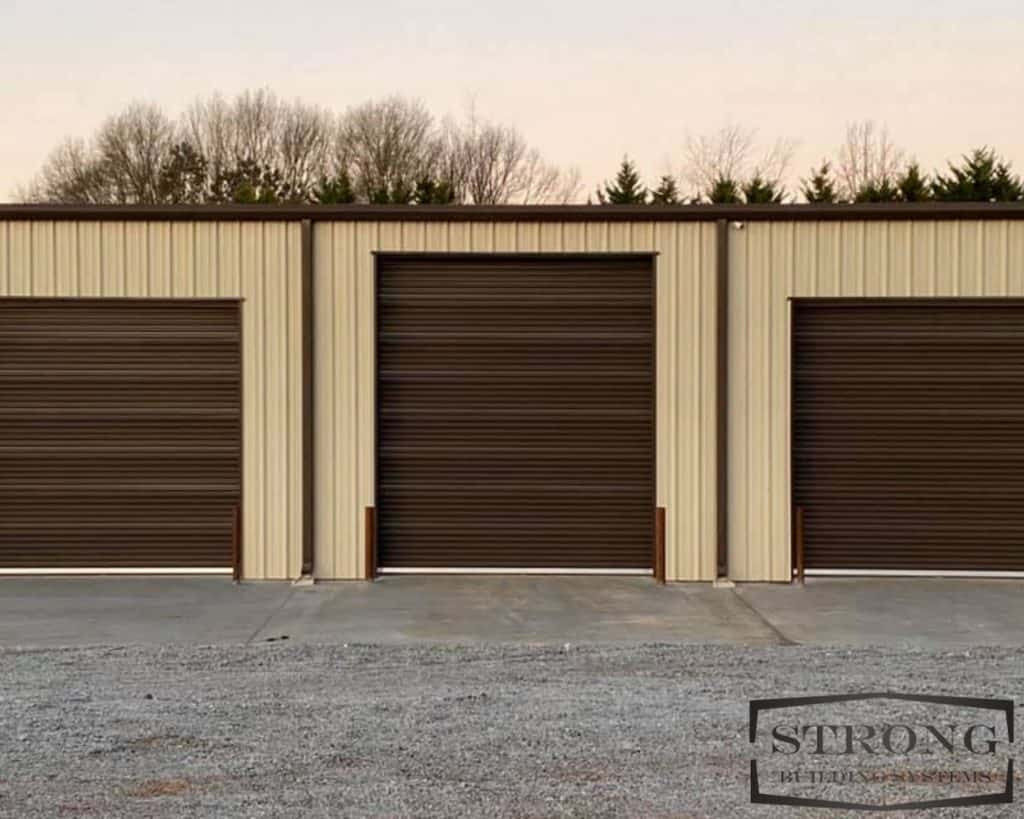 how much to build a garage, 40x60 metal building