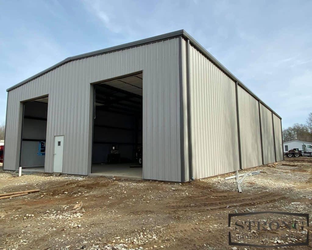 steel garage kit, steel garages