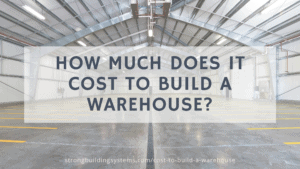 cost to build a warehouse as a business or for your business